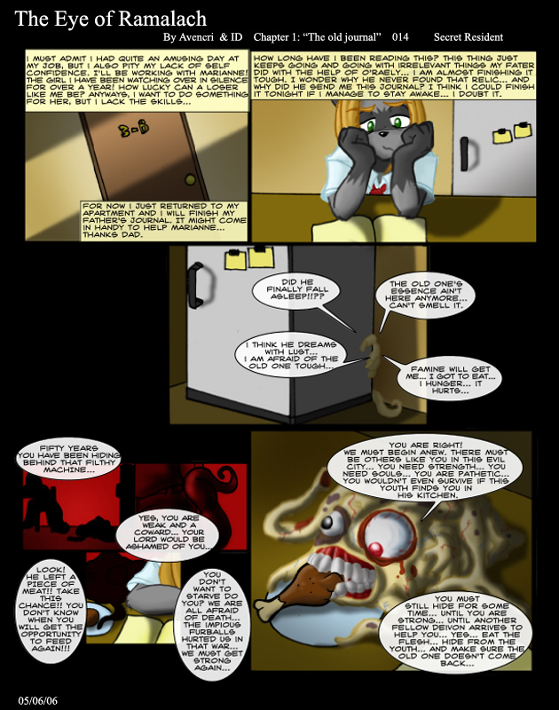 TheEye Page14