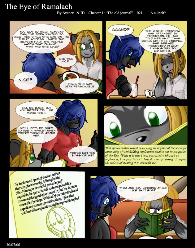 TheEye Page21
