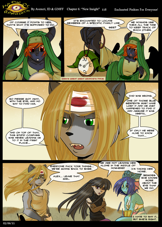 TheEye Page118