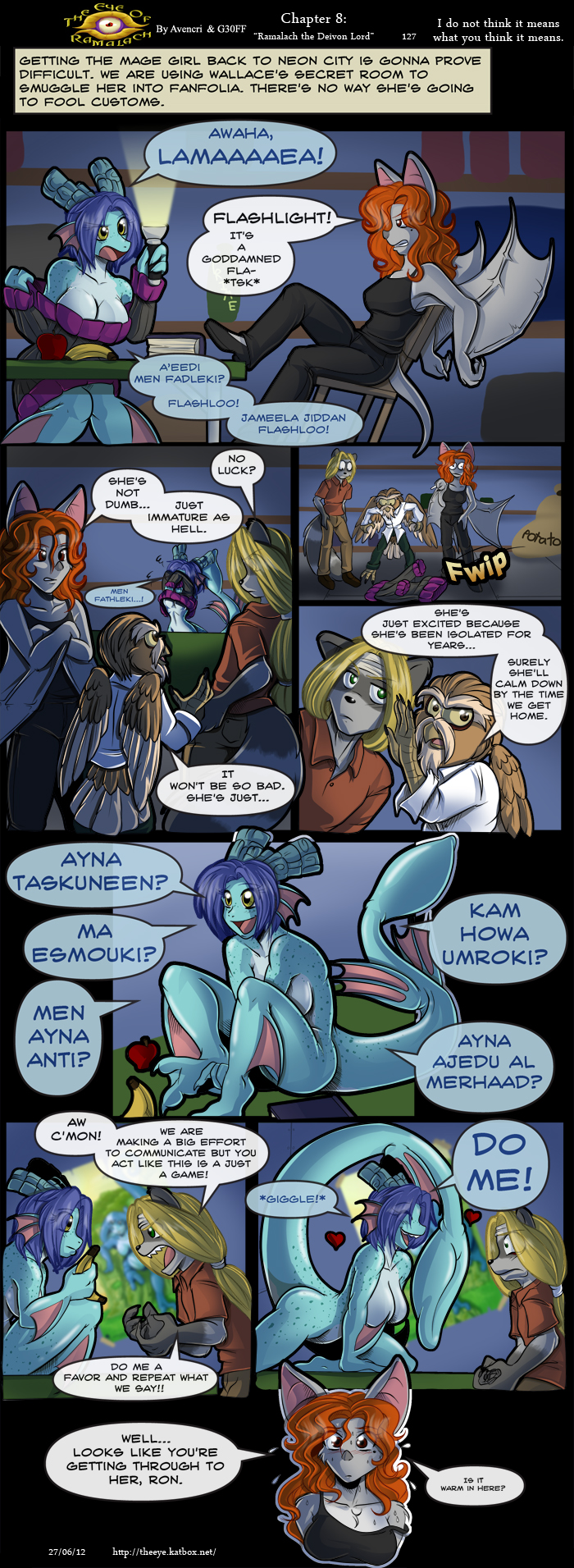 TheEye Page127